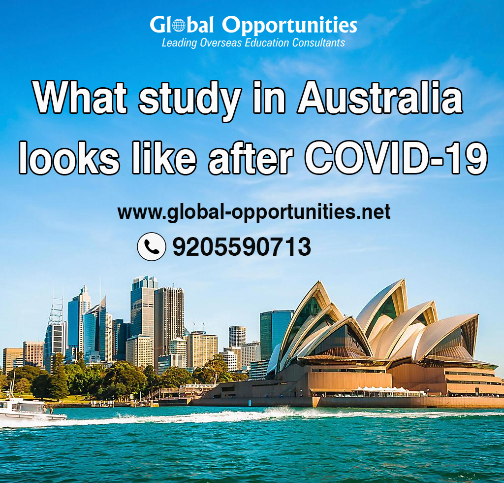 What Study in Australia looks like after COVID-19