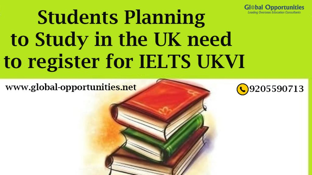 Planning to Study in the UK