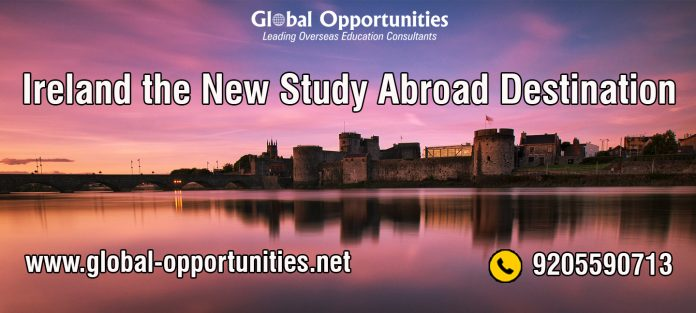 Ireland the New Study Abroad Destination
