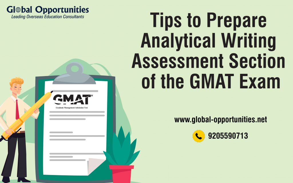 Tips to Prepare the Analytical Writing Assessment Section of the GMAT Exam