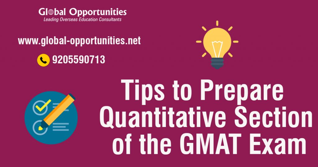 Tips to Prepare Quantitative Section of the GMAT Exam