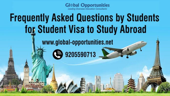 Interview Tips for the Student Visa to Study Abroad