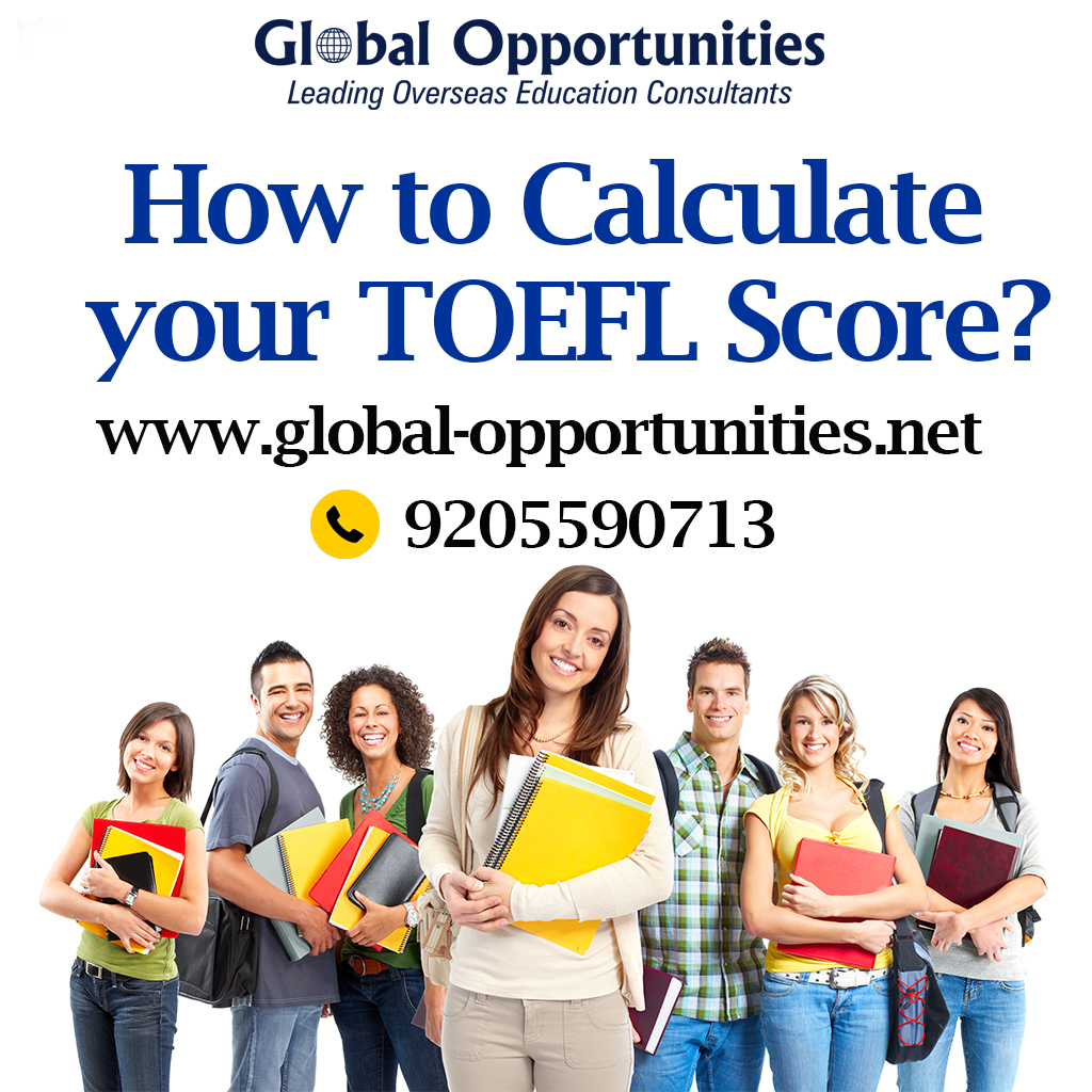 How to Calculate your TOEFL Score