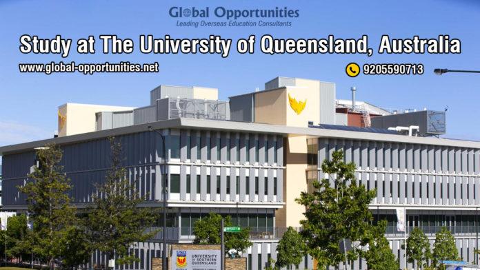 Study at The University of Queensland, Australia