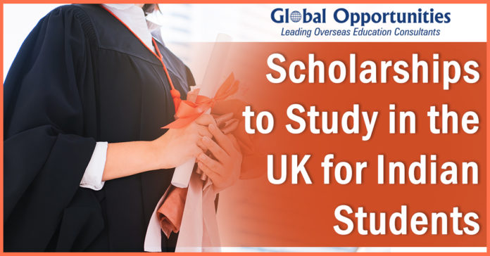 Scholarships to Study in UK