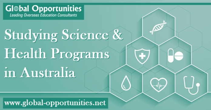 Studying Science and Health Programs in Australia