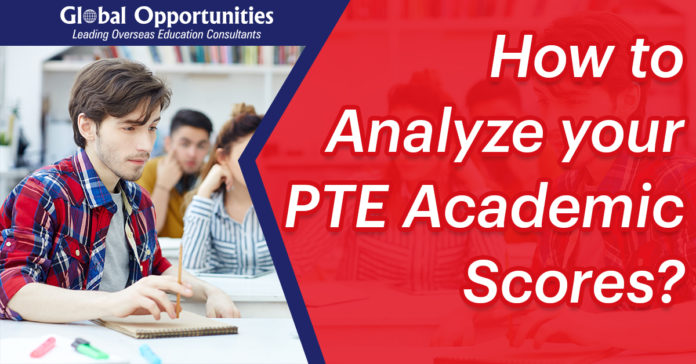 How to Analyze Your PTE Scores