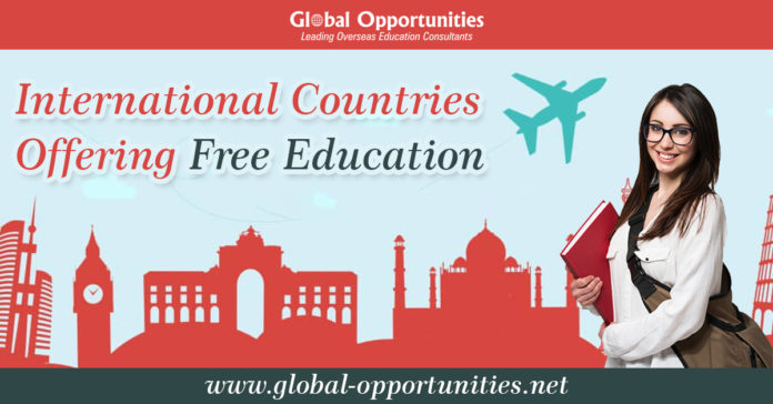 International Countries Which are Offering Free Education