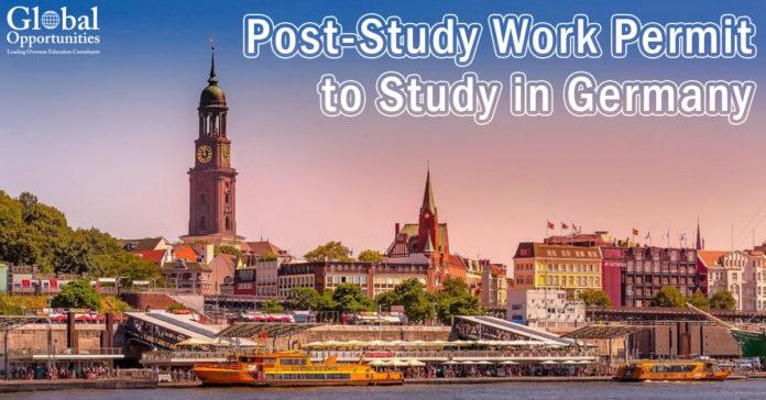 Post Study Work Permit to Study in Germany