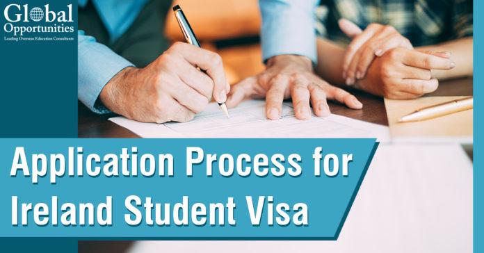 Application Process for Ireland Student Visa