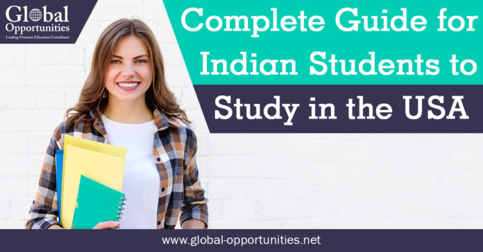 Guide for Indian Students to Study in USA