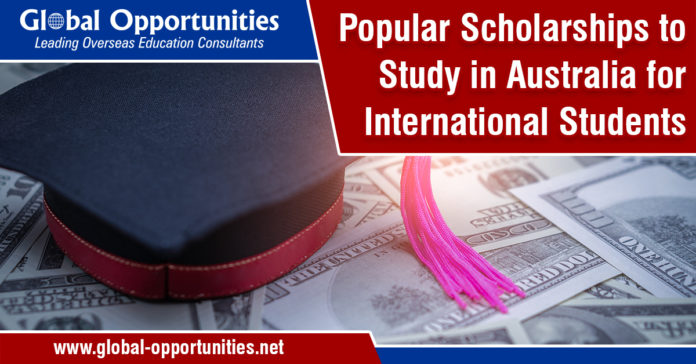 Popular Scholarships to Study in Australia for International Students