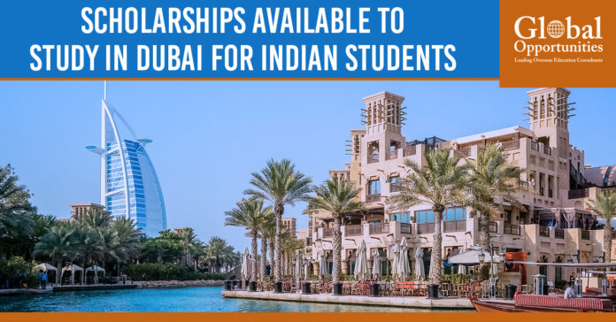 Scholarships Available to Study in Dubai for Indian Students