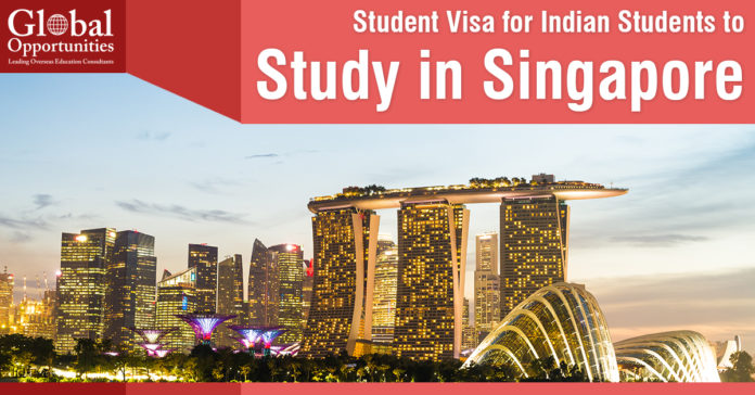 Student Visa for Indian Students to Study in Singapore