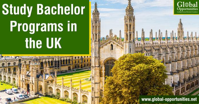Study Bachelor Programs in UK