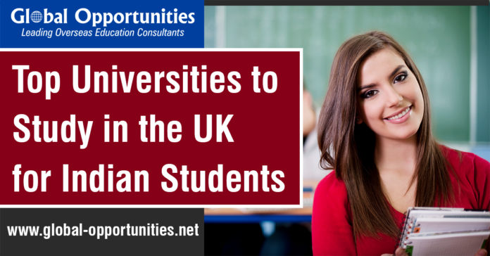 Top Universities to Study in the UK for Indian Students