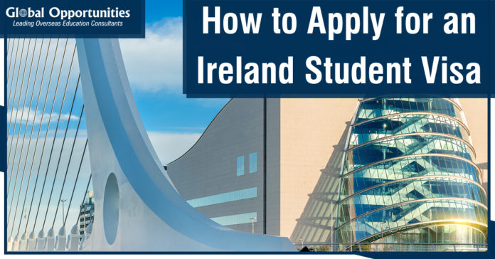How to apply for an Ireland Student Visa