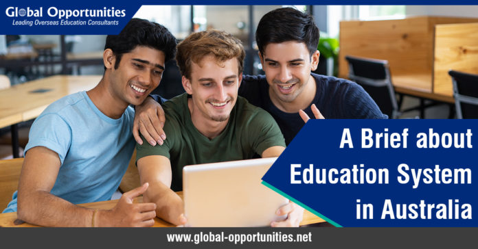 A Brief about Education System in Australia