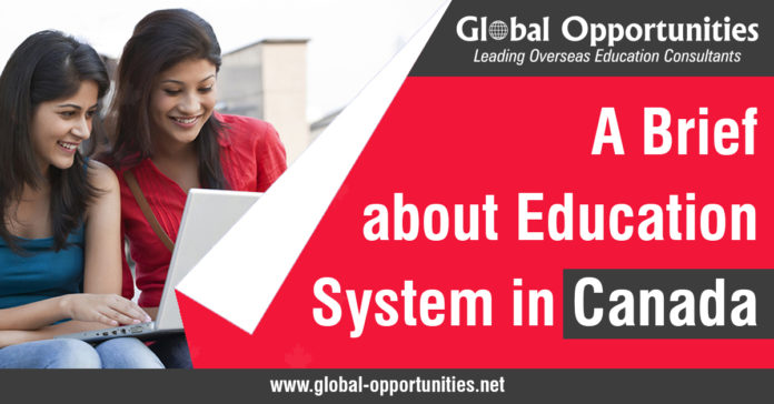 A Brief about Education System in Canada