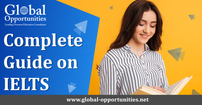 Complete guide on IELTS