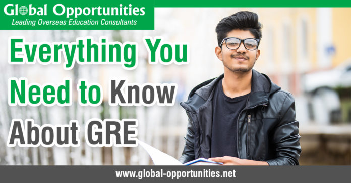 Everything You Need to Know About GRE