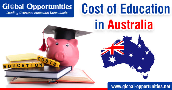 Cost of Education in Australia