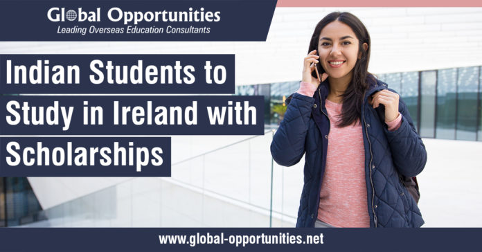 Indian Students to Study in Ireland with Scholarships