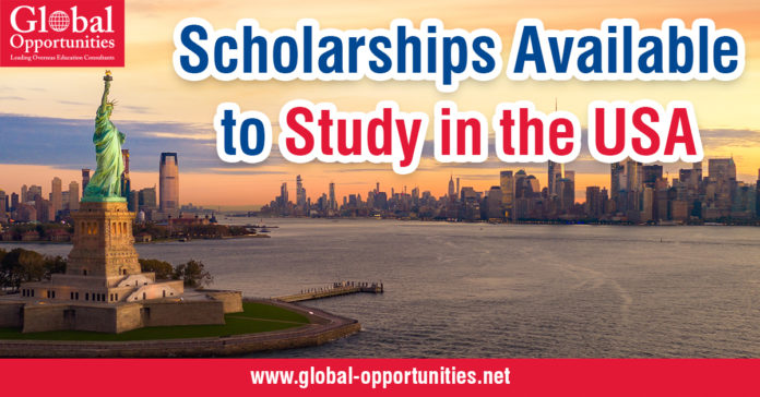 Scholarships Available to Study in the USA